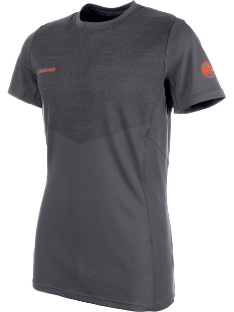 Mammut Moench Light - T-shirt manches courtes Homme - gris